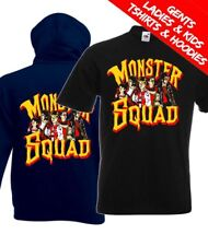 The Monster Squad 80s Movie T Shirt