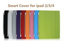 Magnetic Smart Cover Premium Case for iPad 2 iPad 3 iPad 4 (Only Front Cover)