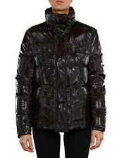 BELSTAFF HARRIER DOWN BLOUSON MARRONE LUCIDO 721616 Giacca invernale Piumino Don