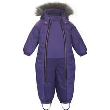 Ticket to Heaven Schneeanzug Skianzug Baby baggie suit in Twit Purple
