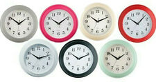 Vintage Style Wall Clock Large Round Modern Kitchen Office Room Quartz Time New