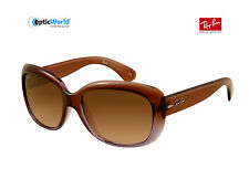 Ray-Ban RB4101 Jackie Ohh Authentic Designer Sunglasses with Case (All Colours)