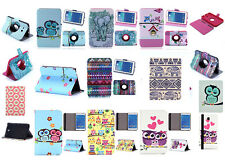 Owl Case for Samsung Galaxy Tab 3 T310 /Lite T110 /T230 /S T800 10.5 Note 10.1