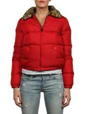 RALPH LAUREN DOWN JACKET 7254902DOWJK ROSSO giacca invernale piumino donna