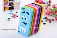 Latest 3D Cute Design Silicon Back Case Cover For Apple iPod Touch 5 5th Gen