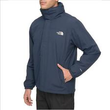 The North Face M Resolve Insulated Jacke Wetterjacke gefüttert cosmic blue M-XXL
