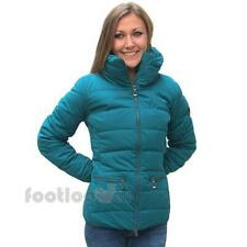 Geox Damen Casual Jacken Fashion Sport W4428B F4047 Aqua Winterjacke Moda