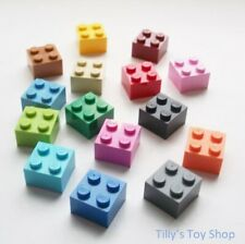 NEW Lego Pick a Colour Ten 2x3 Stud Bricks ID 3002