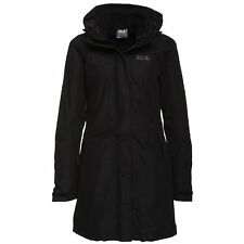 Jack Wolfskin Gracefield Coat Women Doppel-Wintermantel Damen, wasserdicht, warm