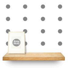 Polka Dot Wall Stickers / Decals - 3 Sizes & 21 Colours Available