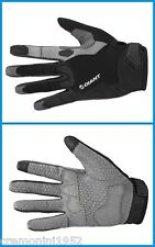 GIANT guanti bici freeride mtb lunghi downhill long gloves bike All Mountain