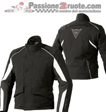 Giacca Dainese Ice Sheet Goretex nero reflex black touring moto jacket