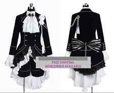 Black Butler Cosplay Ciel Phantomhive Cosplay Costume Fancy EXPRESS DELIVERY