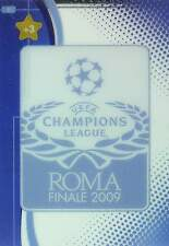PANINI UEFA CHAMPIONS LEAGUE 08-09 - ULTRA CLEAR PLASTIC INSERT CARDS to choose