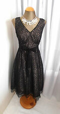 BNWT MONSOON SNAP DRAGON PROM PARTY TULLE LACE EVENING DRESS SIZE