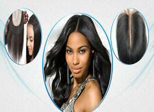 100% Hot Peruvian Virgin Human Remy Hair Lace Closure Extension Bleached Knots