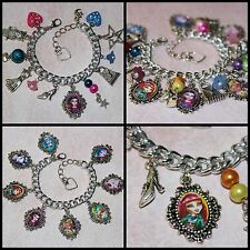 **Monster High Freaky Fusion** Beautiful Charm Bracelets