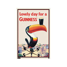 Guinness Irish Heritage Large Poster - Various Designs