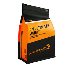 Ultimate Whey Protein Shake with Amino Acids by GoNutrition - 500g, 1kg