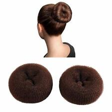 Extra Large Chignon Hair Styling Bun Ring Piece Donut Styling Wedding 6 Inches