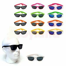SUNGLASSES WAYFARER 80's RETRO GEEK MENS LADIES XMAS CHRISTMAS STOCKING FILLER