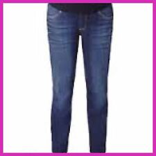 SALE! BNWT MAMAS AND PAPAS MATERNITY DENIM STRAIGHT JEANS SIZE 6 8 RRP £40