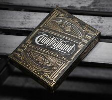 CONTRABAND PLAYING CARDS HIGH QUALITY BY THEORY11 DESIGNED BY JOE WHITE IN UK