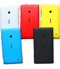 Replacement battery back door panel for nokia lumia 520