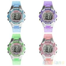Unisex Hot Trendy Digital LED Quartz Date Sports Wrist Watch