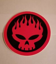 BAND STICKER/DECAL - OFFICIAL- CKY - FALL OUT BOY - OFFSPRING  - VINYL  - NEW***