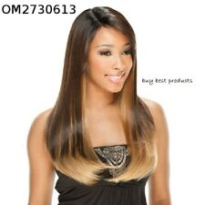 Equal Synthetic Invisible Lace Front L Part Wig YULIYA