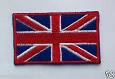 new union jack GB country Patch Applique Badge  Patch . Iron-On logo fancy dress
