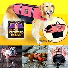 New Outward Hound Dog Swim Flotation Vest Life Jacket with Lifting Handle Hydro