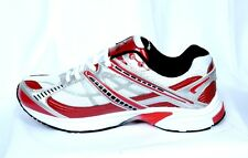 ESS Mens Sports Running Shoes For Gents Red White Color JRESS