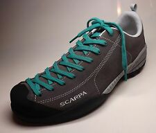 Scarpa Mojito Bicolor, Limited Edition; charcoal - lake blue