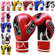 KIDS BOXING GLOVES JUNIOR PUNCH BAG MITTS CHILDREN GLOVE 4,6,8 OZ LOW PRICES