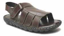 Guava Brown Leather Sandals | Mens Sandals | Leather Sandals | Mens Flotters