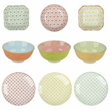 DRH BIA Taipei Asian Tableware Collection - Dipping Dishes, Rice Bowls or Plates