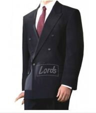Blue Stripe Suit for Men - Blazer, Trouser, Shirt and Necktie Set