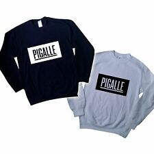 PIGALLE COFFRET Pull UNISEXE asap ROCKY Hipster COCAINE CAVIAR HYPE DOPE