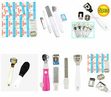Foot Hard Dead Skin Remover Cutter Shaver Trimmer Pedicure Callus Blades Set Kit
