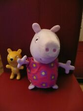 PEPPA PIG MUDDY PUDDLES JUMPING  LULLABY HIDE AND SEEK PEPPA WITH TED GRUNT PEP