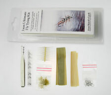 J:son Ultimate Fly Tying Kits / start sets for Caddis, Mayfly, Stonefly