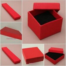 12 PACK JEWELLERY DISPLAY GIFT BOXES RING NECKLACE BOXES GIFT BULK BUY WHOLESALE