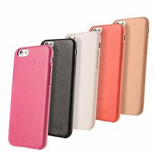 Ultrathin Soft Leather Back Case Cover Skin for Apple iPhone SE 5S 5 6 6S 7 Plus
