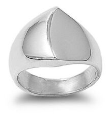 Hammered Pointy Ring, 925 Sterling Silver, w/FREE Gift Box, Glitzy, Fancy, Bold