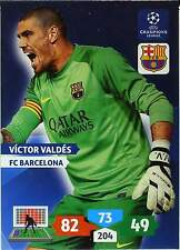 PANINI CHAMPIONS LEAGUE 2013-2014 - FC BARCELONA - BASE CARDS zum wählen