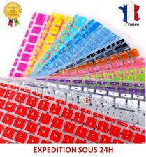 """Protège Clavier Silicone QWERTY protection MacBook Pro 11"""" 13"""" 15"""" 17"""""""