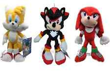 Sonic The Hedgehog, Tails,  Knuckles, Shadow  Stuffed Plush Toys, Super Gift