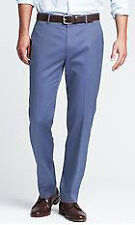 MENS   FORMAL TROUSER, NON PLEATED, LT. BLUE SIYARAM'S MILLS